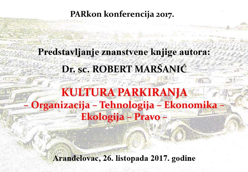 PARkon konferencija - jesen 2017, Arandjelovac - tema 4