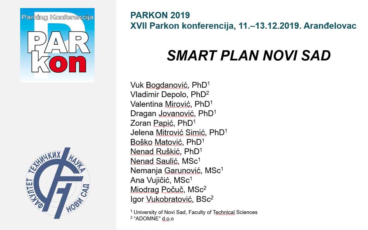 Parkon - Beograd, jesen 2019, Arandjelovac - Tema 1