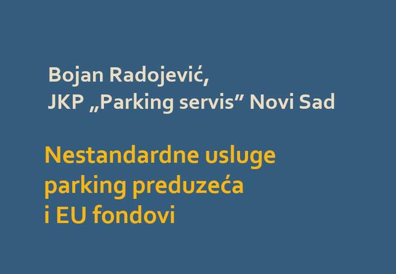 Parkon konferencija - Jesen 2018, Beograd - Tema 8
